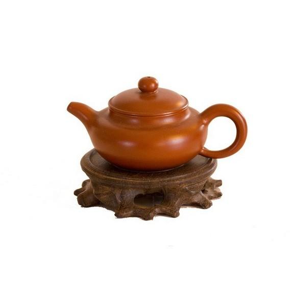 Чайник из Исинской глины «Масляная лампа», 100 мл